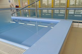 prenova bazenskih stopnic