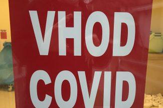 covid oddelek